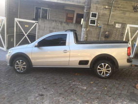 Volkswagen Saveiro 1.6 Trend Cab. Simples Total Flex 2p 2013
