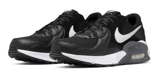 Zapatillas Nike Air Max Excee Hombre Negro Cd4165001