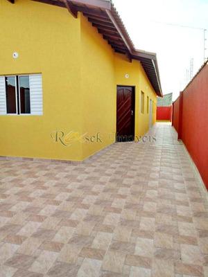 Casa Com 3 Dorms, Cibratel Ii, Itanhaém - R$ 219.900,00, 80m² - Codigo: 100 - V100