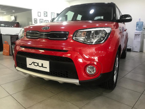 Kia Soul 1.6 Ex Full 6at 2018 Oportunidad Ultima Unidad