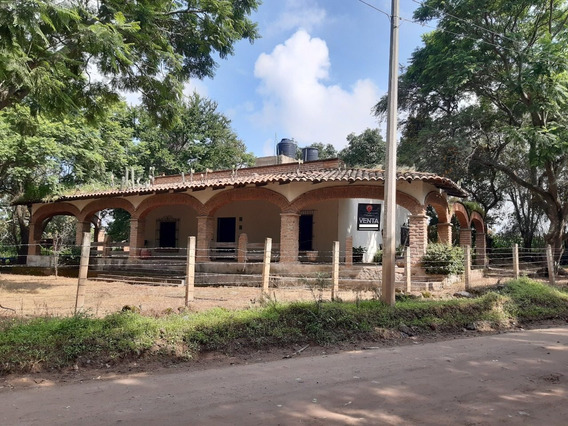 Casa De Campo En Venta, San Isidro Mazatepec, Tala, Jal.