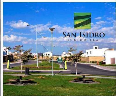 Terreno Habitacional Desde 239m2 En San Isidro Juriquilla
