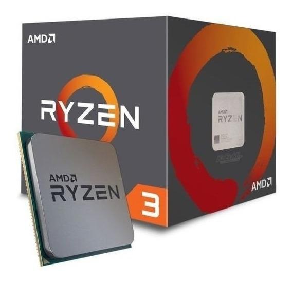 Processador Amd Ryzen 3 1200, 3.4 Ghz Boost - Frete Grátis