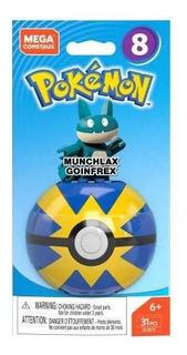 Hammond Juguete Munchlax Goinfrex Bola De Pokemon