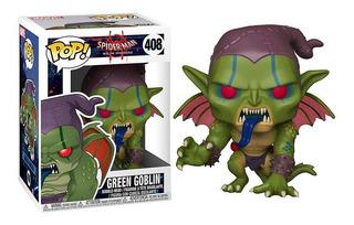 Funko Pop! Green Goblin 408 Spiderman Muñeco Original