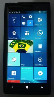 Nokia Lumia 830 - Com Windows - Pouco Usado (na Caixa)