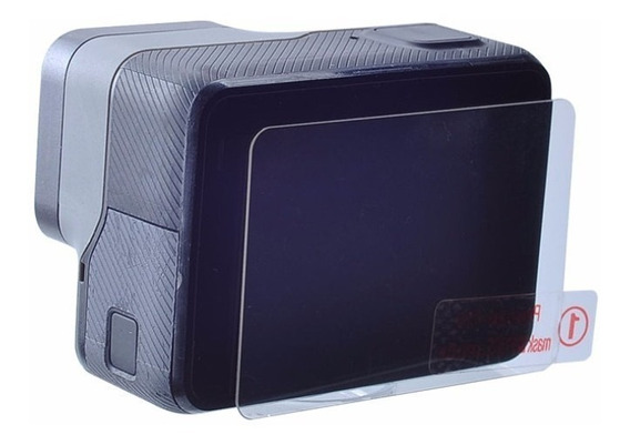 Película Vidro Tela Lcd Gopro Hero 5 Black + Frete R$ 8,00