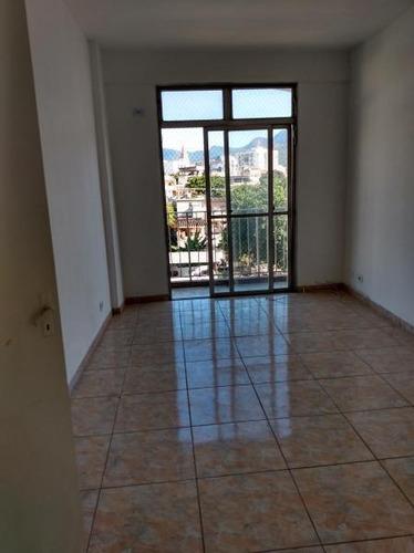 Apartamento 2 Quartos Para Locação Em Rio De Janeiro, Cachambi, 2 Dormitórios, 1 Banheiro, 1 Vaga - Ap2q563_1-1361364