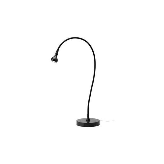 Ikea 201.696.58 Jansjo - Lámpara De Trabajo Led, Color Negro