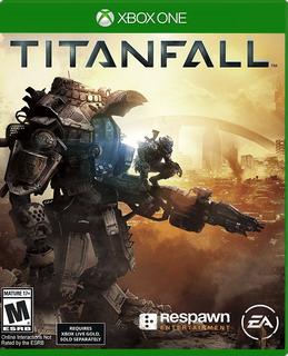 ..: Titanfall Xbox One Nuevo Y Sellado :.. Bsg
