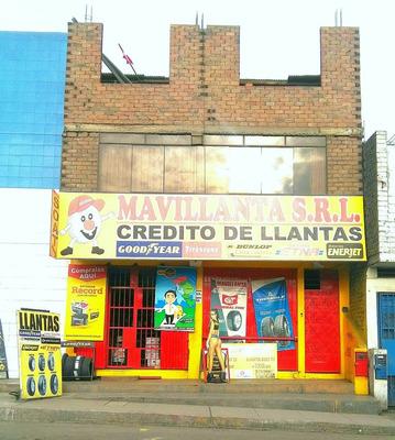 Se Vende Local Comercial En Avenida. San Juan De Lurigancho
