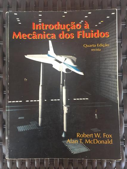 Introdução À Mecânica Dos Fluidos Robert W. Fox