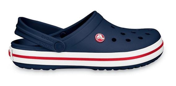 Crocs Originales Suecos Ojotas Playa Crocband Unisex