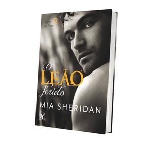 O Leão Ferido Livro Mia Sheridan Frete 9 Reais