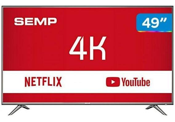 Smart Tv 4k Led 49 Semp Sk6200 Wi-fi Hdr