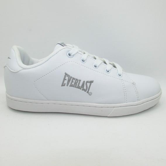 Tenis Everlast Bts1 School Blanco