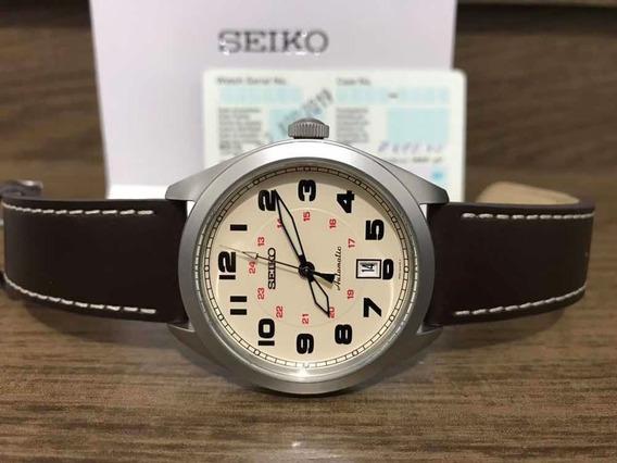 Seiko Masculino Automático Srpc87b1 T2nb - Zerado