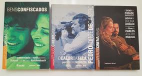 Lote Livros Coleção Aplauso Cinema Brasil