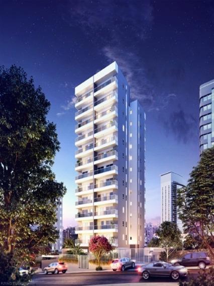 Apartamento A Venda, 1 Dormitorio, 1 Vaga De Garagem, São Caetano - Ap01111 - 4290173