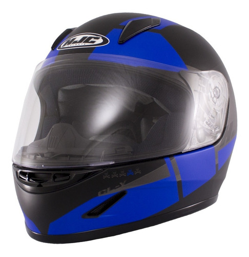 Casco Integral Niño Hjc Cl-y Boost Mc2sf Importado