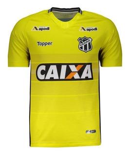 Camisa Topper Ceará Goleiro I 2018