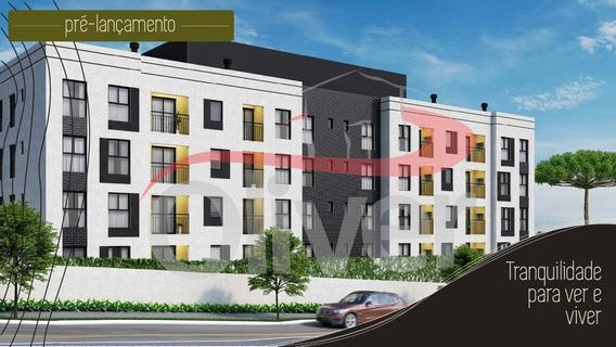 Reserva City Habitat, Apartamento Garden 1 Dormitório, 1 Vaga De Garagem, Centro, Araucária, Paraná - Ap00734 - 33480863