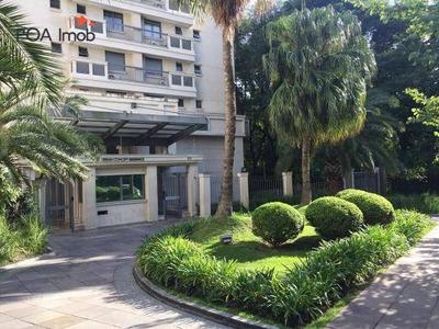 Excelente Apartamento Mobiliado E Equipado De 1 Dormitório Com Suíte, No Urban Concept, Localizado No Bairro Três Figueiras. - Ap0023