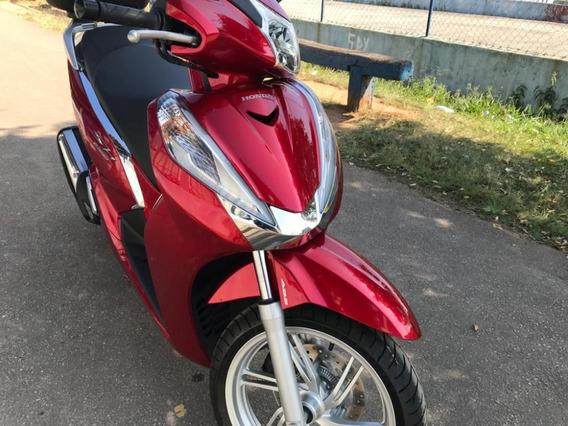 Honda Sh 300i Abs 18/18 Com 1.700 Km