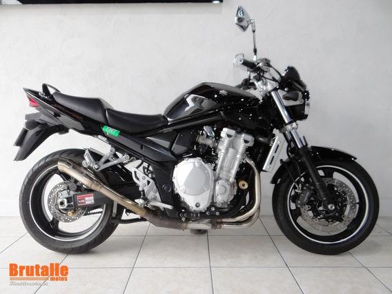 Suzuki Bandit 1250 N Preta