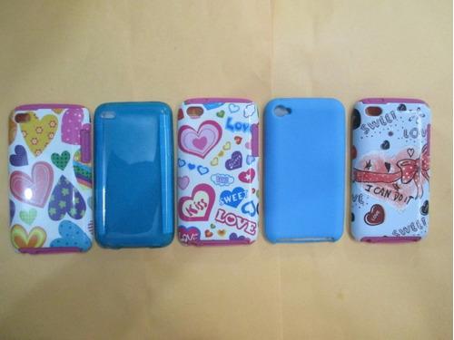 Imagen 1 de 1 de Protector De iPod Touch Cuarta Generación