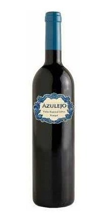 Vinho Azulejo ( Portugal ) - 6 Unidades