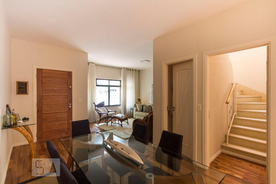 Casa Mobiliada Com 3 Dormitórios - Id: 892985954 - 285954