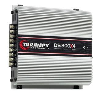 Amplificador Planta Taramps Ds 800x4 800 Rms 4 Canales