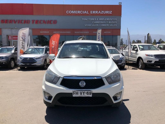 Ssangyong New Actyon Sport 2.0 2013
