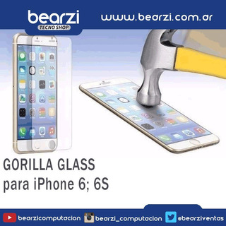 Film Gorila Glass Para iPhone 6 ; 6s