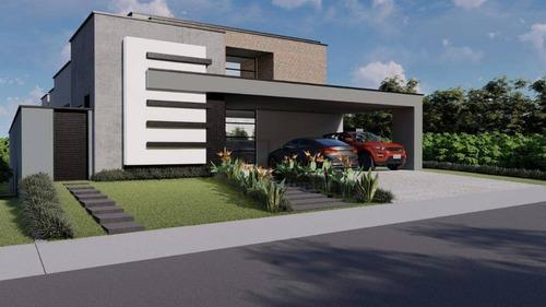 Casa À Venda, 255 M² Por R$ 1.570.000,00 - Alphaville Nova Esplanada Iii - Votorantim/sp - Ca2484