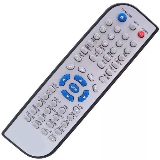 Controle Remoto Dvd Nks Dvd-4500g
