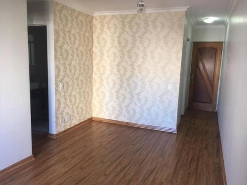 Imagem 1 de 29 de Apartamento Com 2 Dormitórios (1 Suíte) À Venda, 70 Metros E 1 Vaga - Saúde - São Paulo/sp - Ap02192 - 69877944