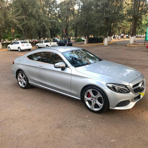 Mercedes Benz Clase C Coupe 200 Impecable, Garantía, Seminue