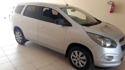 Chevrolet Spin 1.8 Ls 5l 5p 2017