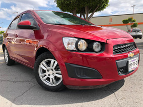 Chevrolet Sonic 1.6 Lt At 4 P 2016