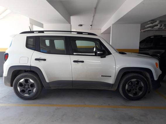 Jeep Renegade Unico Dueño Excelente Estado
