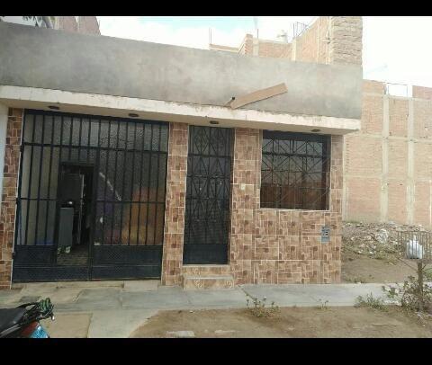 Vendo Casa En Chiclayo Por Ocasion Y Precio A Tratar