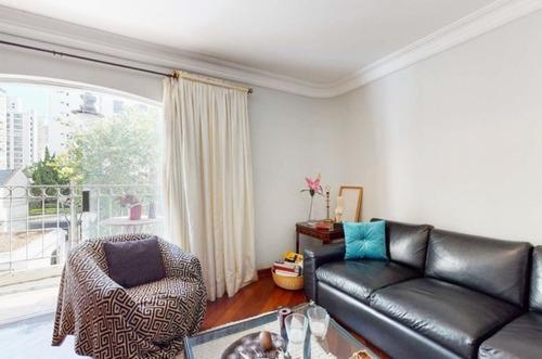 Imagem 1 de 15 de Apartamento Com 178m², 3 Quartos E 2 Vagas A Venda - Ap3952