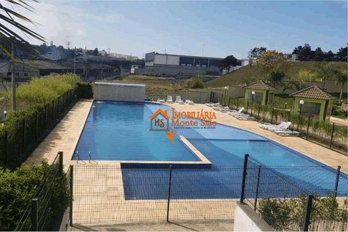 Imagem 1 de 30 de Apartamento Com 2 Dormitórios À Venda, 48 M² Por R$ 230.000,00 - Água Chata - Guarulhos/sp - Ap3050