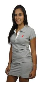 Vestido Polo Sport Casual Tamanhos Pp Ao Plus Size G3 Dogcha