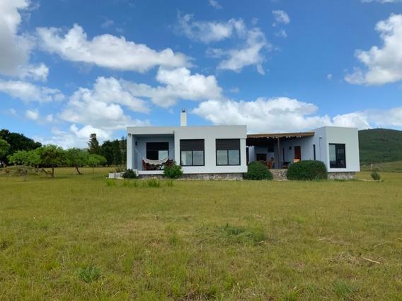 Incomparable Chacra 8ha Confortable Casa Sierra Las Ánimas