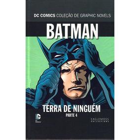 Batman Terra De Ninguém Coleção Dc Graphic Novels - Parte 4