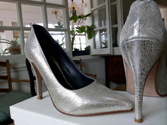 Zapatos De Fiesta Las Oreiro Sin Uso