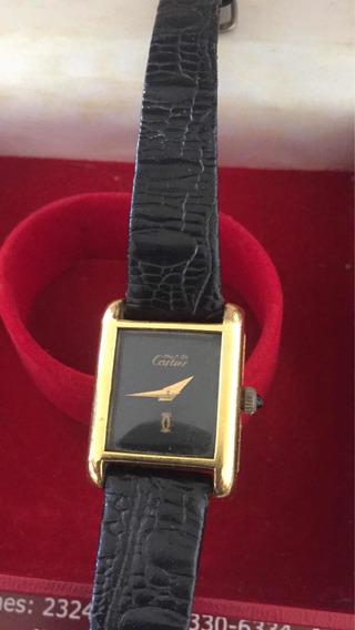 Relógio Cartier Clássico Na Caixa